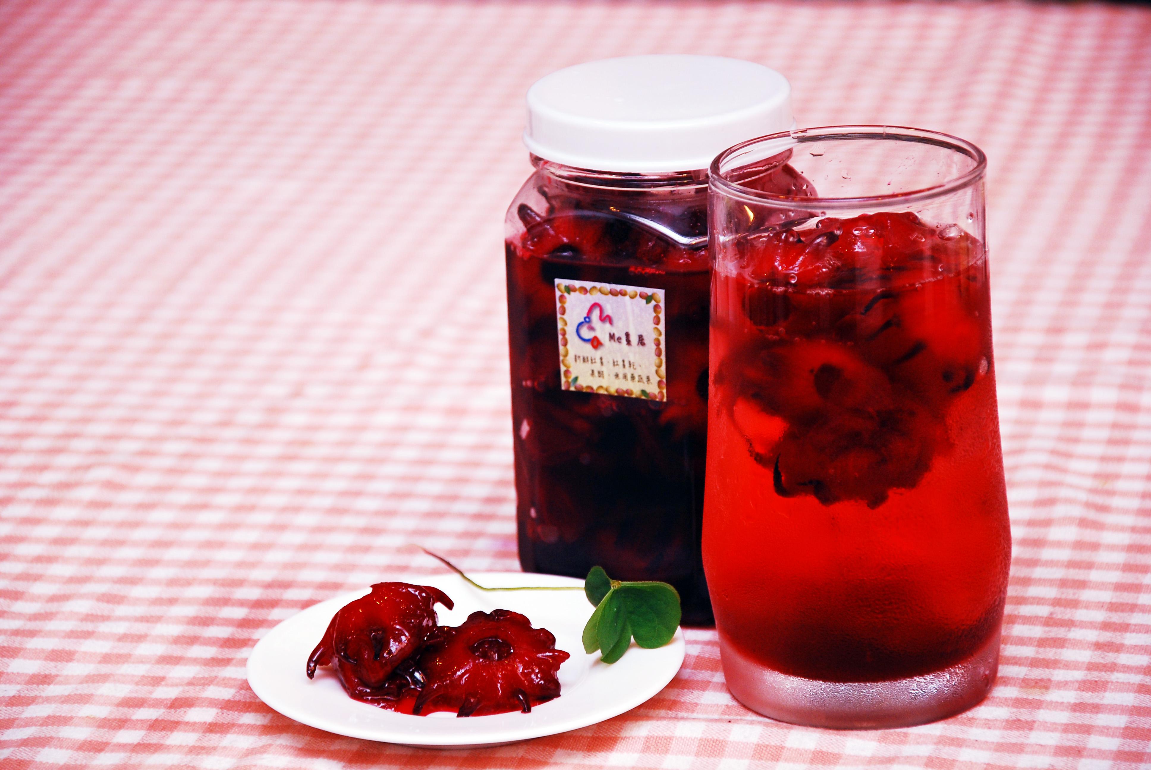 roselle tea